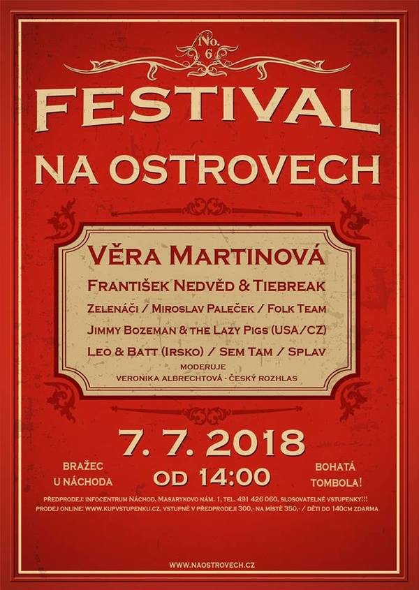 Festival Na Ostrovech