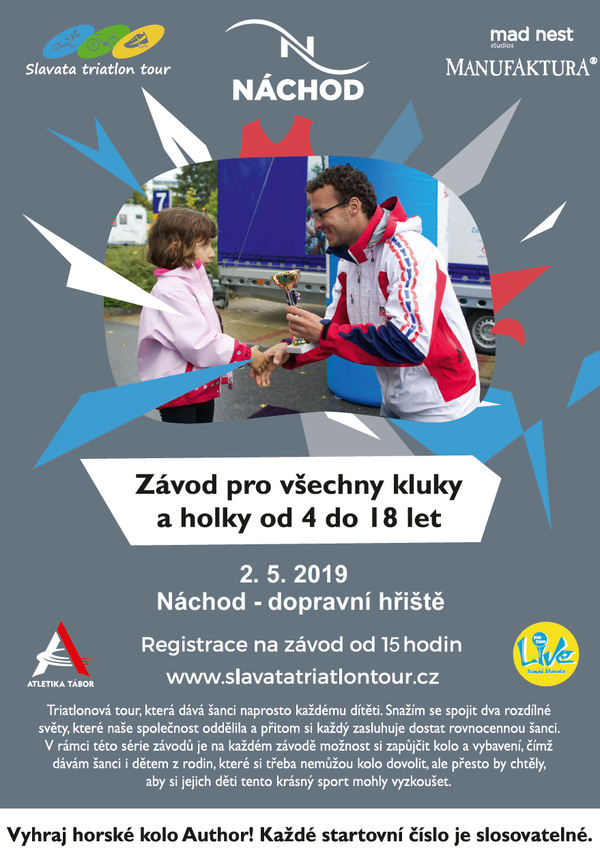 Slavata triatlon tour